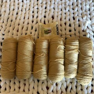Other - Lot of 5 1/2 Skeins of Caron Simply Soft